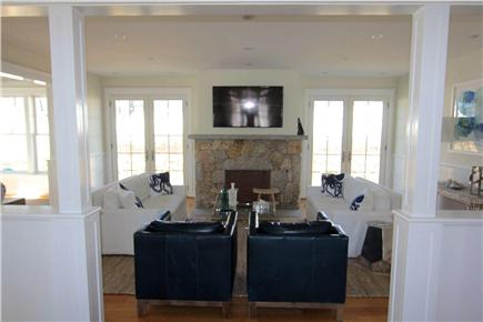 Katama - Edgartown,  Edgartown Martha's Vineyard vacation rental - Living Room