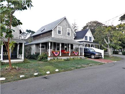 Oak Bluffs Martha's Vineyard vacation rental - Walk to Beach, Ferry, Park & Village, OR Just Rock, Relax & Rest