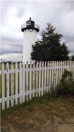 Oak Bluffs Martha's Vineyard vacation rental - East Chop Lighthouse along East Chop Drive is a fun walk