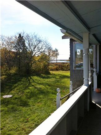 Oak Bluffs, Waban Park Martha's Vineyard vacation rental - The porch wraps around, providing views every which way.