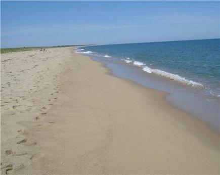 Edgartown Martha's Vineyard vacation rental - State Beach - 5 minute bike ride from house