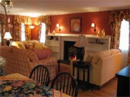 Edgartown Martha's Vineyard vacation rental - Formal living room