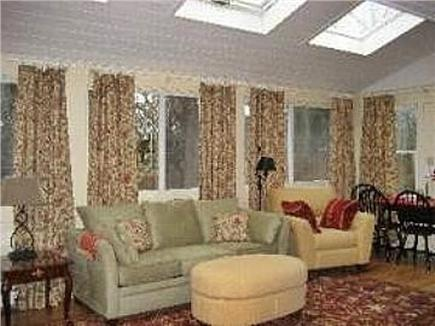 Edgartown Martha's Vineyard vacation rental - Family room/den