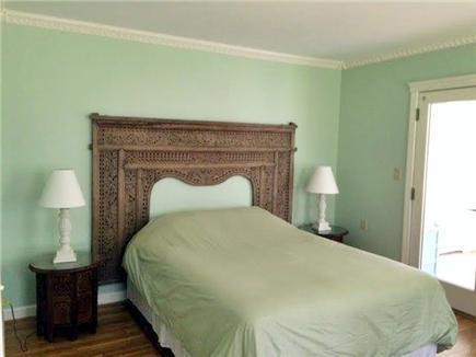 Edgartown Martha's Vineyard vacation rental - Downstairs guest suite