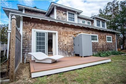 Oak Bluffs Martha's Vineyard vacation rental - Oak Bluffs vacation rental ID 25903/ back side of apartment