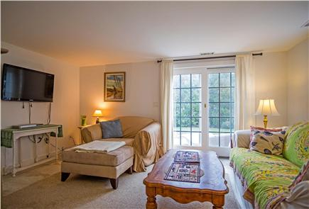 Oak Bluffs Martha's Vineyard vacation rental - Spacious living room with access to private deck and yard