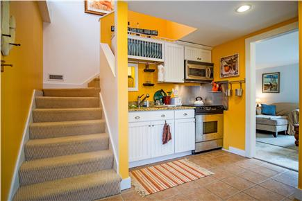 Oak Bluffs Martha's Vineyard vacation rental - Kitchen/fully equipped/oven, microwave, refrigerator,coffee maker