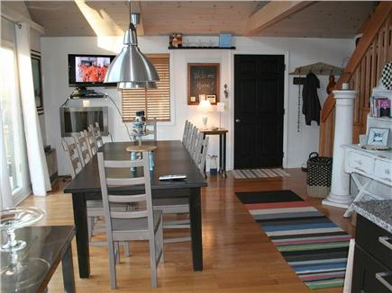 Vineyard Haven, Tisbury Martha's Vineyard vacation rental - View from Kitchen