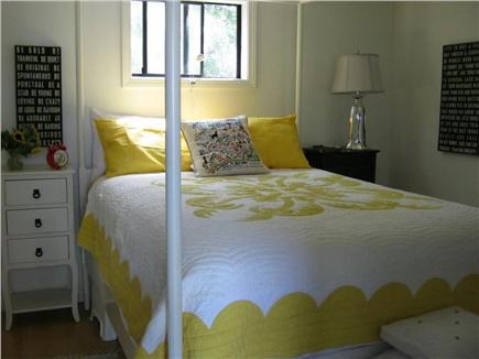 Vineyard Haven, Tisbury Martha's Vineyard vacation rental - Master bedroom