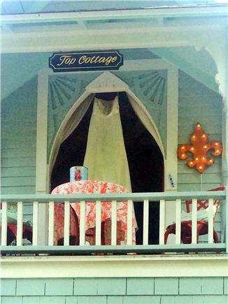 Oak Bluffs Martha's Vineyard vacation rental - Balcony porch