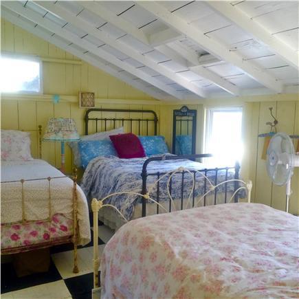 Oak Bluffs Martha's Vineyard vacation rental - Bedroom 4 2nd Floor
