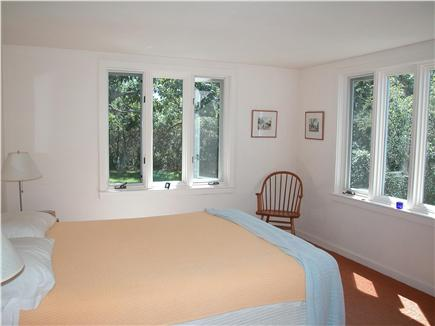 Chilmark Martha's Vineyard vacation rental - Master with queen bed