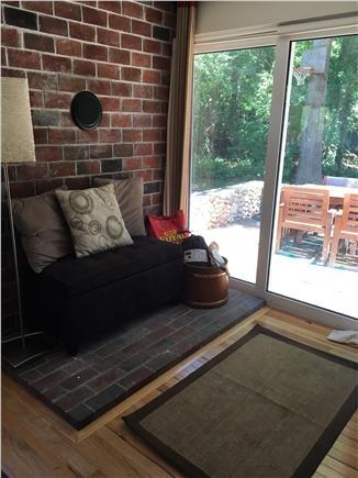 Oak Bluffs Martha's Vineyard vacation rental - Back Door