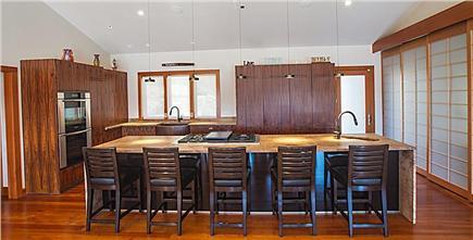 Oak Bluffs Martha's Vineyard vacation rental - Kitchen view from Dining Room