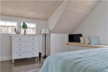 Oak Bluffs Martha's Vineyard vacation rental - Master bedroom with 180 degree water view.