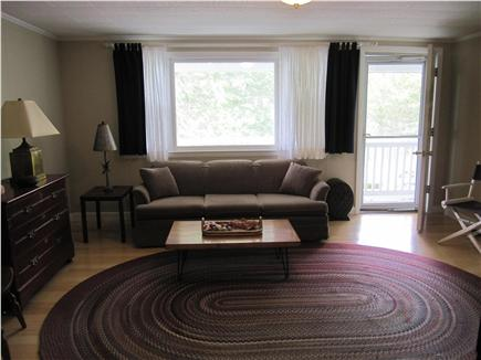 Vineyard Haven Martha's Vineyard vacation rental - Spacious living room with lots of light and great breezes