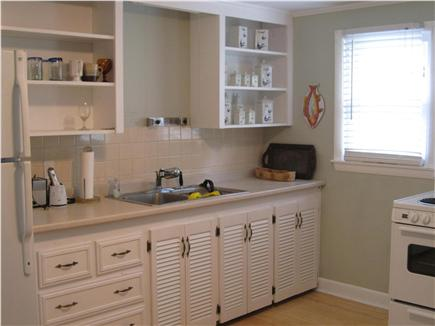 Vineyard Haven Martha's Vineyard vacation rental - Fully equipped kitchen with dining area