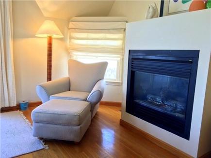 Oak Bluffs Martha's Vineyard vacation rental - Bedroom 1 with sitting room