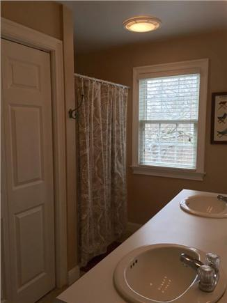 Edgartown Martha's Vineyard vacation rental - First floor full bath and washer and dryer