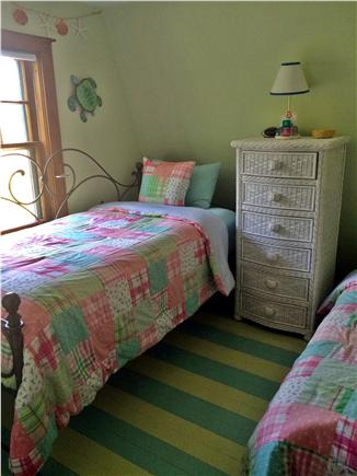 Vineyard Haven Martha's Vineyard vacation rental - 2nd bedroom with 2 twin beds