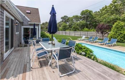 Katama - Edgartown, Katama Martha's Vineyard vacation rental - Plenty of room for outdoor living.