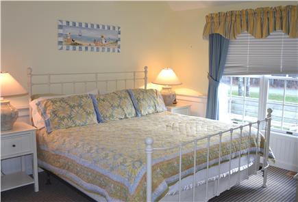 Katama - Edgartown, Katama Martha's Vineyard vacation rental - Master bedroom has a king size bed.