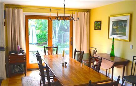 Katama - Edgartown Martha's Vineyard vacation rental - Dining room