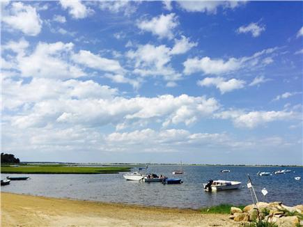 Edgartown Martha's Vineyard vacation rental - A day on the water is only a half mile from your vacation house!