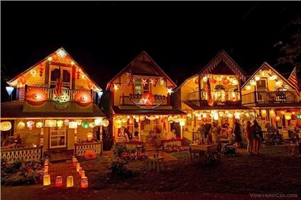 Oak Bluffs Martha's Vineyard vacation rental - Everyone knows about illumination night in the campgrounds