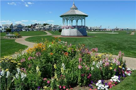 Oak Bluffs Martha's Vineyard vacation rental - Take a stroll through Ocean Park on your way to Circuit Ave.