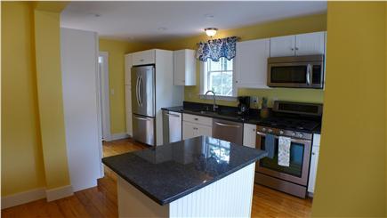 Oak Bluffs Martha's Vineyard vacation rental - Well equipped kitchen includes a wet bar