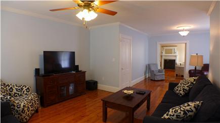 Oak Bluffs Martha's Vineyard vacation rental - Media Room for family gatherings