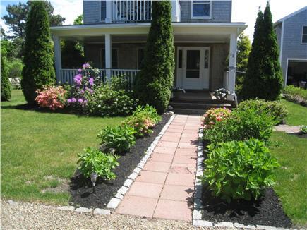 Katama - Edgartown, Edgartown Martha's Vineyard vacation rental - Front Entrance