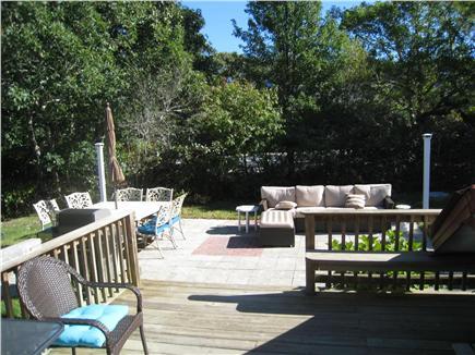 Katama - Edgartown, Edgartown Martha's Vineyard vacation rental - Deck and patio