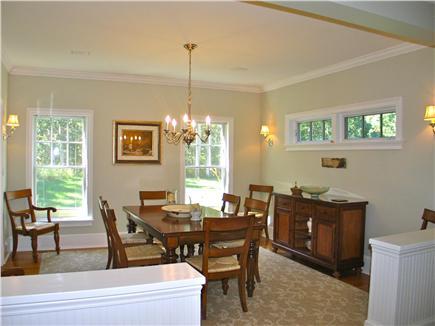 Vineyard Haven, Tisbury Martha's Vineyard vacation rental - Formal dining room