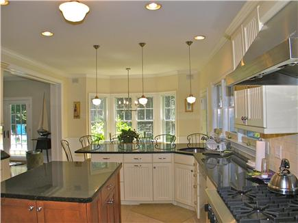 Vineyard Haven, Tisbury Martha's Vineyard vacation rental - Large well equip gourmet kitchen