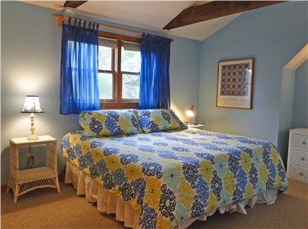 West Tisbury Martha's Vineyard vacation rental - Pretty twin bedroom upstairs, or combine for King