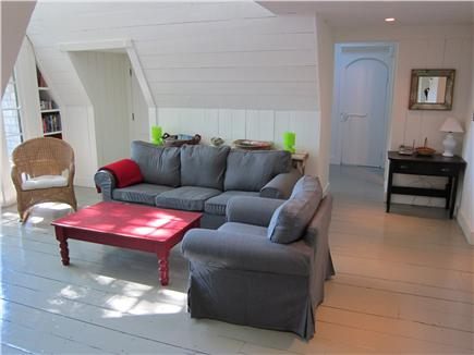 Vineyard Haven Martha's Vineyard vacation rental - Sunny living room