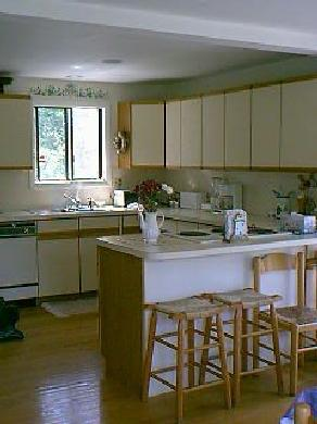 Edgartown Martha's Vineyard vacation rental - Kitchen/dining area with seating for 10