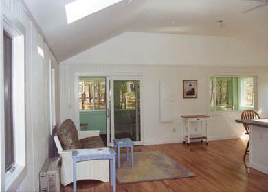 East Chop (Oak Bluffs) Martha's Vineyard vacation rental - Great room with skylights