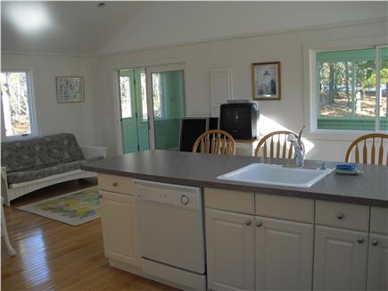 East Chop (Oak Bluffs) Martha's Vineyard vacation rental - Kitchen within great room
