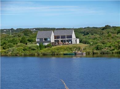Chilmark - Lucy Vincent Beach Martha's Vineyard vacation rental - View from beach