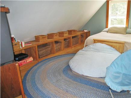 Chilmark Martha's Vineyard vacation rental - 3rd floor attic bedroom