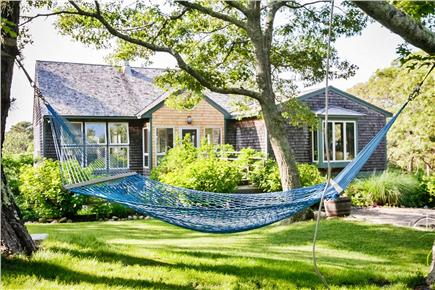 West Tisbury Martha's Vineyard vacation rental - Spacious property with lovely gardens and stone walls