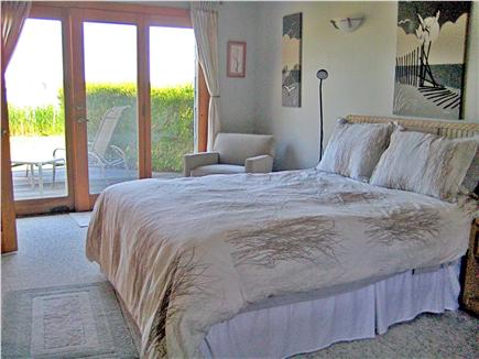 Vineyard Haven Martha's Vineyard vacation rental - View from Bedroom
