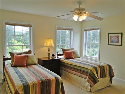Katama - Edgartown, Edgartown/Katama Martha's Vineyard vacation rental - Twin bedroom upstairs