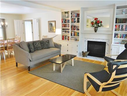 Edgartown Martha's Vineyard vacation rental - Bright and open floor plan is great for gatherings