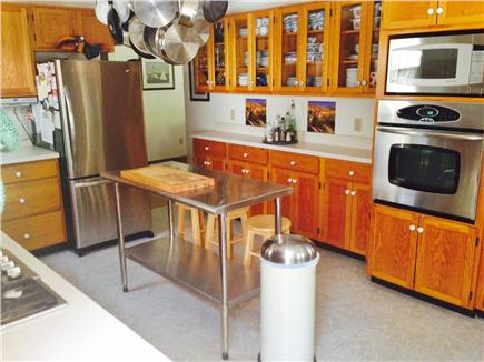 Edgartown Martha's Vineyard vacation rental - Our Fully Equipped Kitchen Features New Appliances