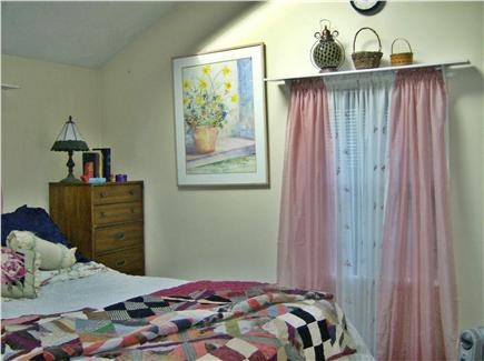 OAK BLUFFS near  SAILING CAMP Martha's Vineyard vacation rental - Bedroom also has skylight