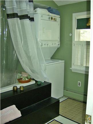 OAK BLUFFS near  SAILING CAMP Martha's Vineyard vacation rental - Bathroom with Jacuzzi tub and shower